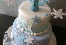 Torte Die Eiskönigin - Völlig unverfroren