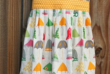 Sewing tshirts into dresses ideas