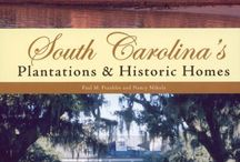 Southern/South Carolina Plantations / by Jane Patat
