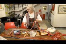 Video Russian Weaving.
