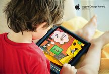 Kindergarten math apps / Here is a collection of some great math apps for kindergarteners.