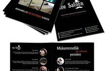 Broşür / Brochure / Broşür Tasarımları