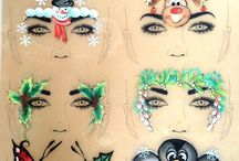 Face Painting Boards