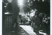ヤシカ / 1950年台、八洲精機が製造のヤシカAで撮影したカメラのボード