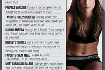 Female soccer / Quote