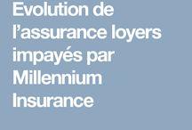 Actualités des assurances par Millennium Insurance