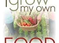Organic Gardening / Grow an organic garden ~ it's good for you!