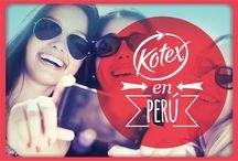 Kotex en Peru