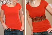 Sew Time! - Fashion Redo / by Alyson Scoville