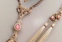 Macrame-náhrdelníky