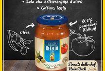 I Sughi De Cecco / Tomato Sauces