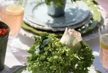 Tablescape Summer