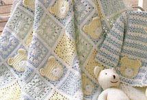 Детские одеяло