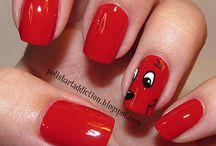 Fingernails / by Sunrise Lilly Longfoot