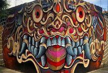 Refs : Street Art