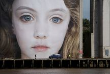 Larger than life: Murals and Installations