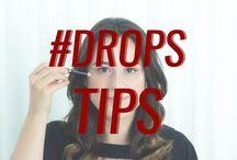 DROPS TIPS / As melhores dicas do universo feminino você encontra aqui! #DropsTips #tips #Tricks http://www.dropsdasdez.com.br/category/drops-tips/