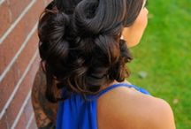 Hairstyles for weddings we love by SanDiegoWedding.com / Bridal dos