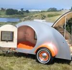 Outdoor Living: Camping, Stealth Camper Vans, Climbing Vans, Teardrop Trailers, Treehouses, Garden Offices, Alternative Building, Strawbale Construction, etc.