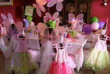 magical fairy princess party