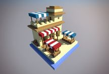Minecraft modell