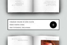 Template | foldery, katalogi, ulotki