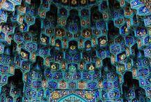 Beautiful Tiles and Mosaics