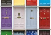 front door colours
