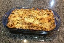 Pasta, Rice & Whole Grain Recipes