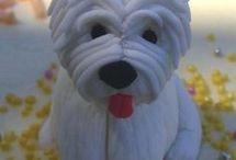 Ceramica perritos