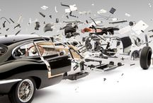 Automóveis / Cars / by Plastic Man