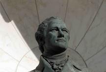 Statues of Hamilton