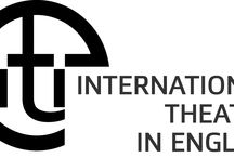 International Theatre in English / #internationaltheatreinenglish http://internationaltheatreinenglish.com Facebook: International Theatre in English #theodoravoutsaproductions