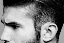 Hairstyles / Male hairstyles in fashion; admit it, you love it too.
