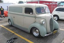 Vehicles  / Cars. Old and new, sweet and neat!  / by Tammy McGhee