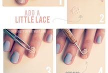 Nails  / Cute stuff to do with your nails