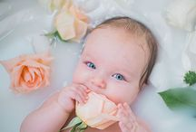Baby's Newborn Shoot