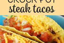 Crock pot meals / by Tara McCaffrey