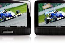Electronics - Portable DVD Players