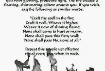 Shamanism,Wicca,paganism / by Hope*is