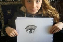 my drawing's