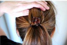 hair is women crown...