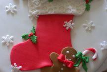 Christmas & Winter Cakes, Desserts