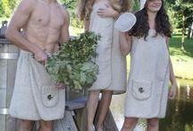 Textil do sauny