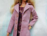 Střihy Barbie