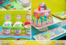 Owl Party Ideas / by Lillian Hope Designs