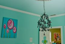 Colors for rooms and house