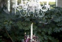 Chandeliers / by gMarie