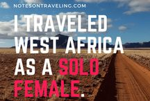 Solo Female Travelling
