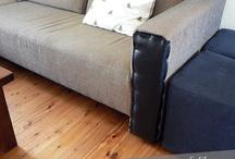 Cat Scratched Sofa Repair Ideas